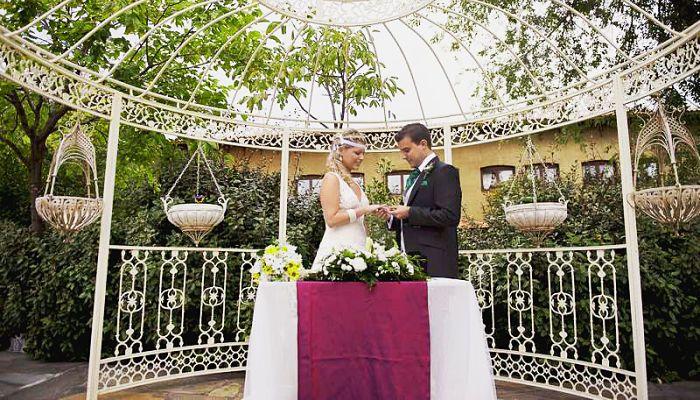 ideas originales ideas para organizar una boda sencilla y econmica