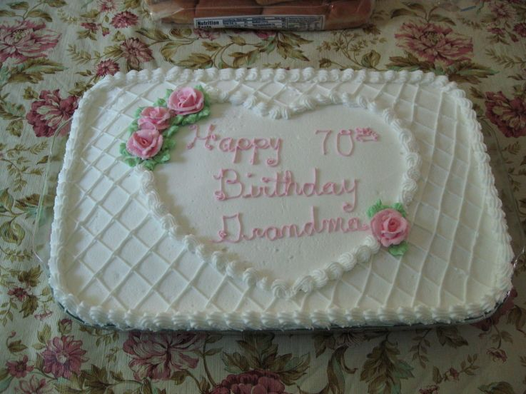 Easy birthday cake recipes for mom