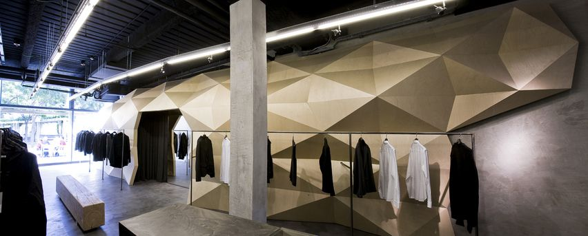 Lurdes Bergada & Syngman Cucala Barcelona Store -1