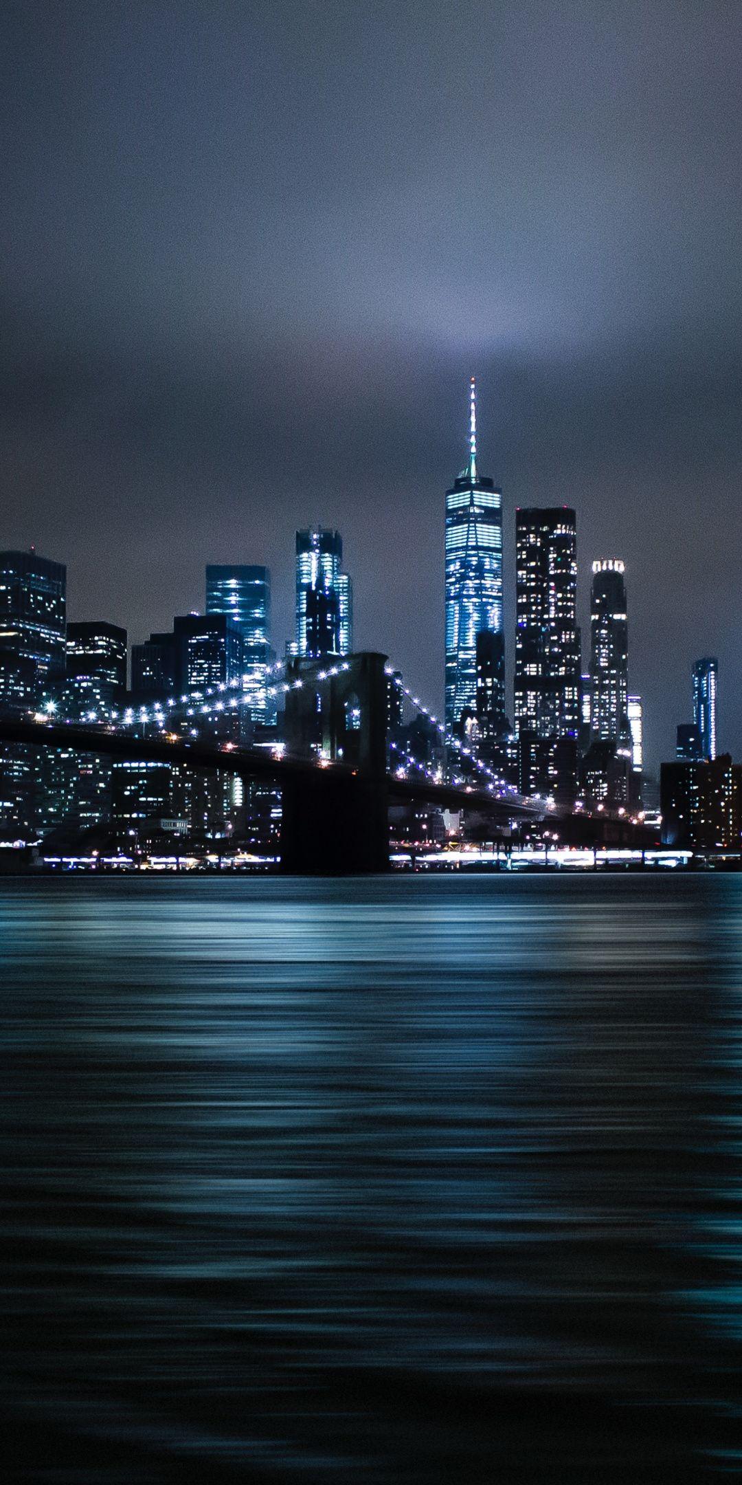 Dark Night Buildings Cityscape Wallpaper Cityscape Wallpaper Cityscape City Wallpaper