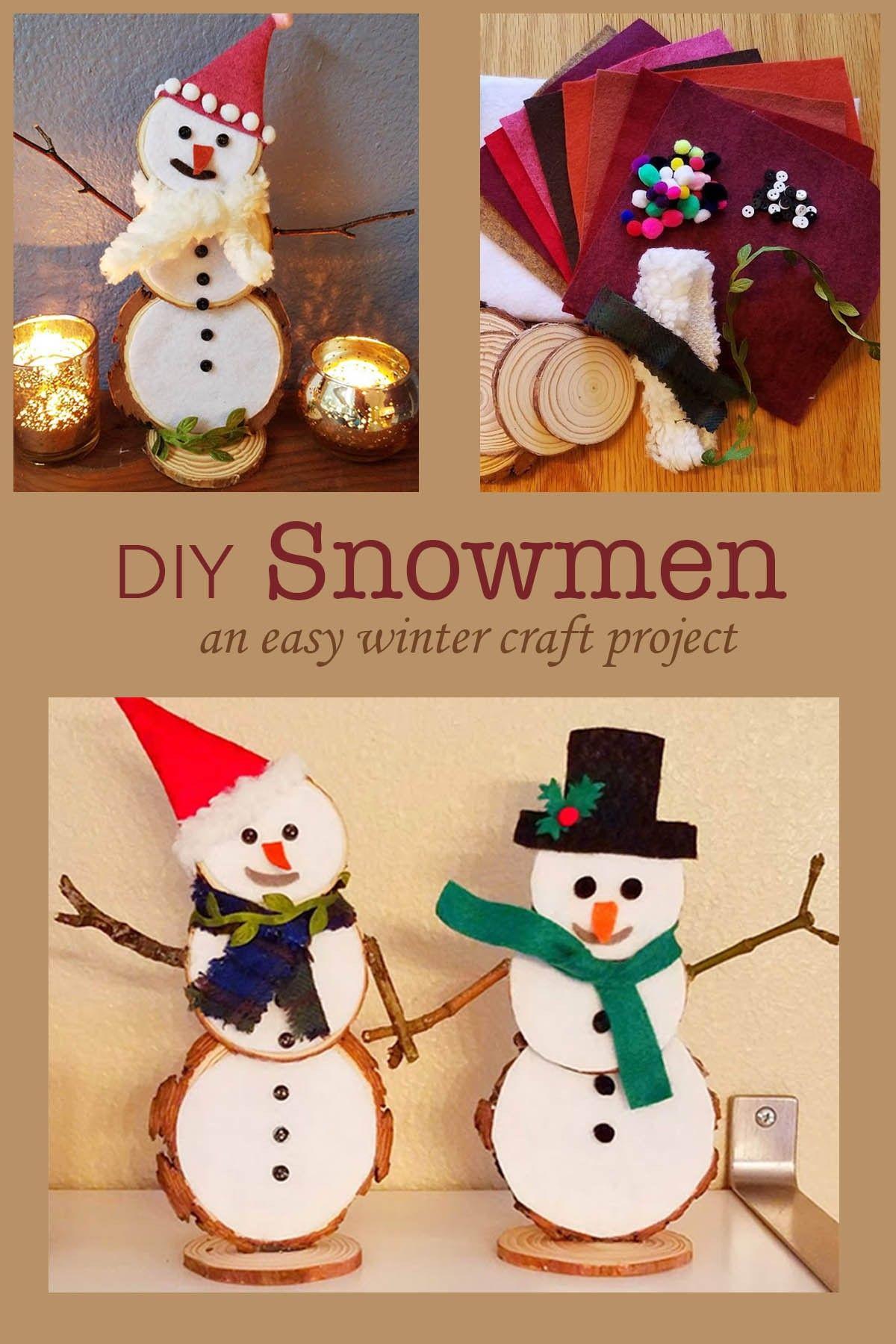 Diy Snowmen Decorations Diy Snowman Decorations Snowman Decorations Diy Snowman