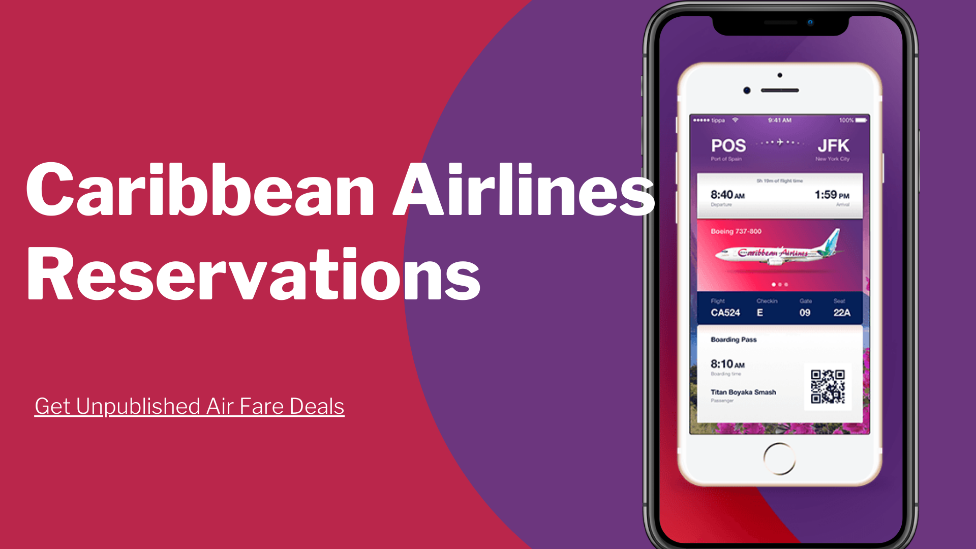 Book cheap flights tickets and get the best Deals for your Caribbean flight reservations. Connect with a live agents and get unpublished airfare deals with a huge discount.
