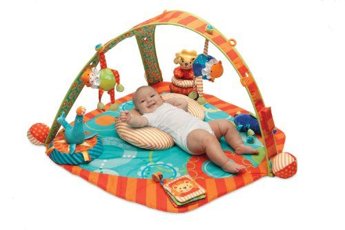 Boppy EntertainMe Play Gym, Flying Circus (Discontinued By Manufacturer)