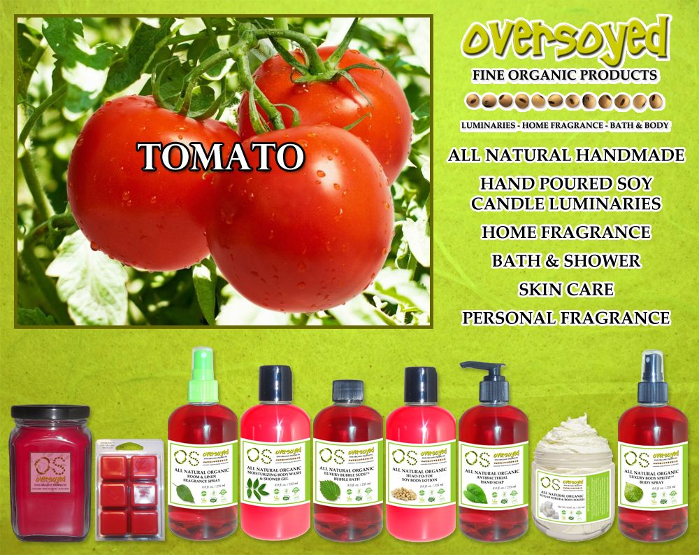 Tomato (Compare To Bath & Body Works®) Product Collection - This ...