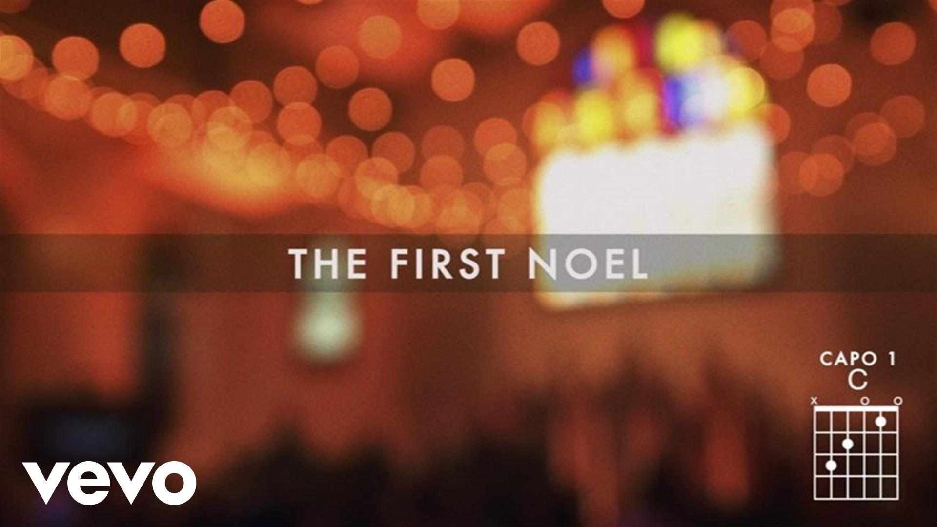 Chris Tomlin The First Noel (Live/Lyrics And Chords