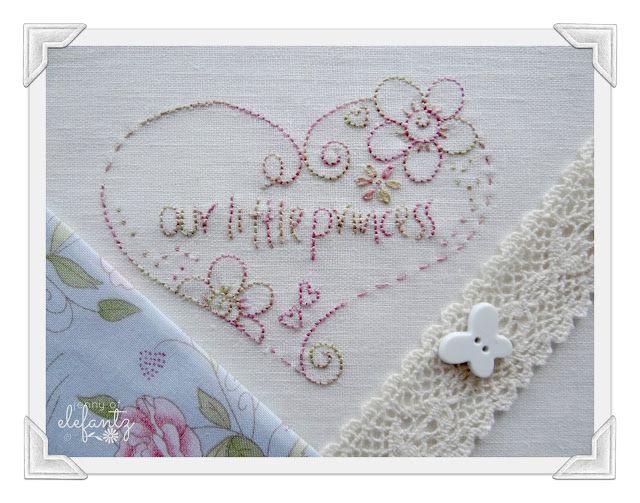 Elefantz stitching club | Baby Elefantz | Pinterest | Bordado y Arte