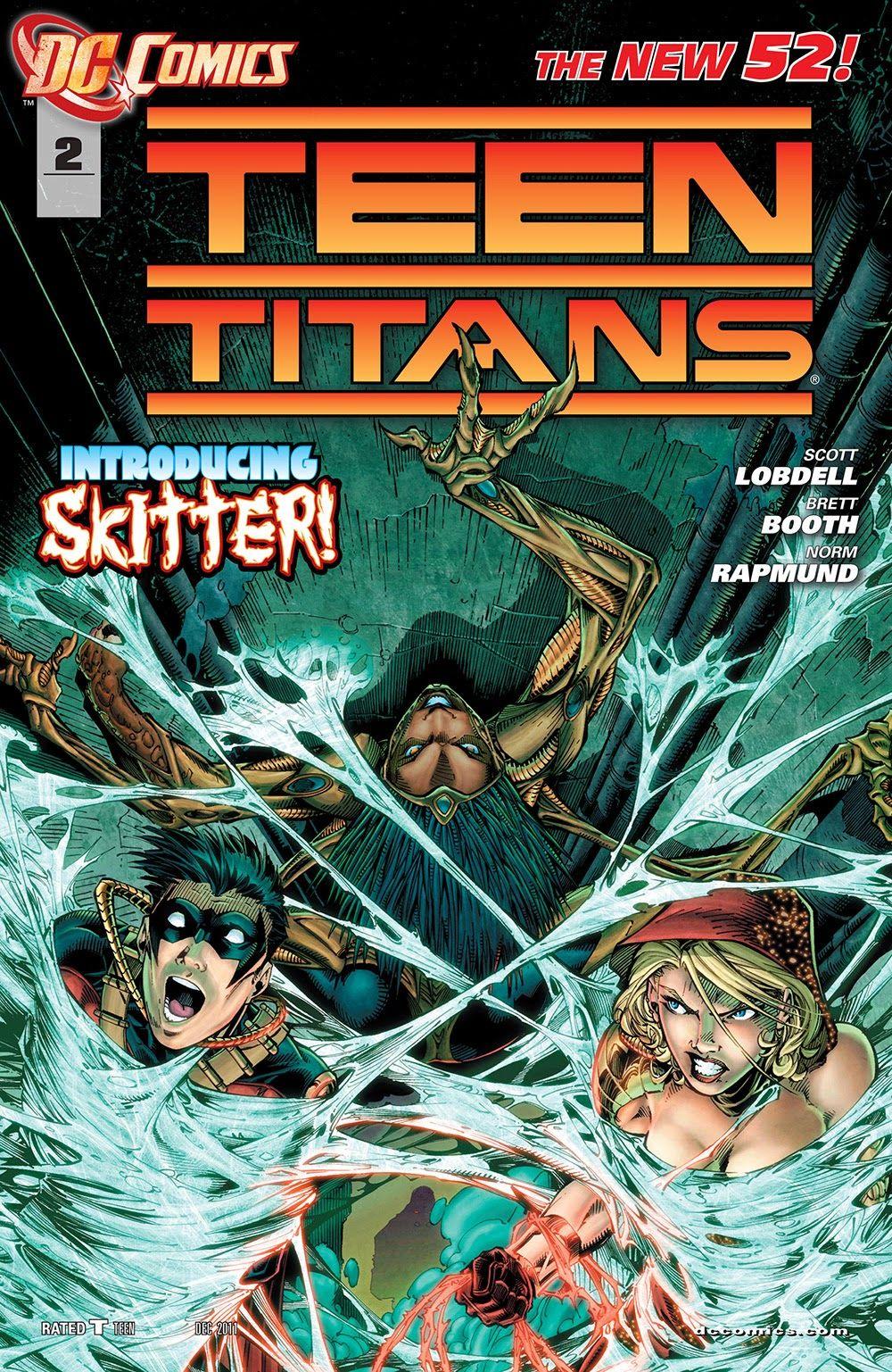 Teen Titans v4 02 ……………………………………… | View Comic
