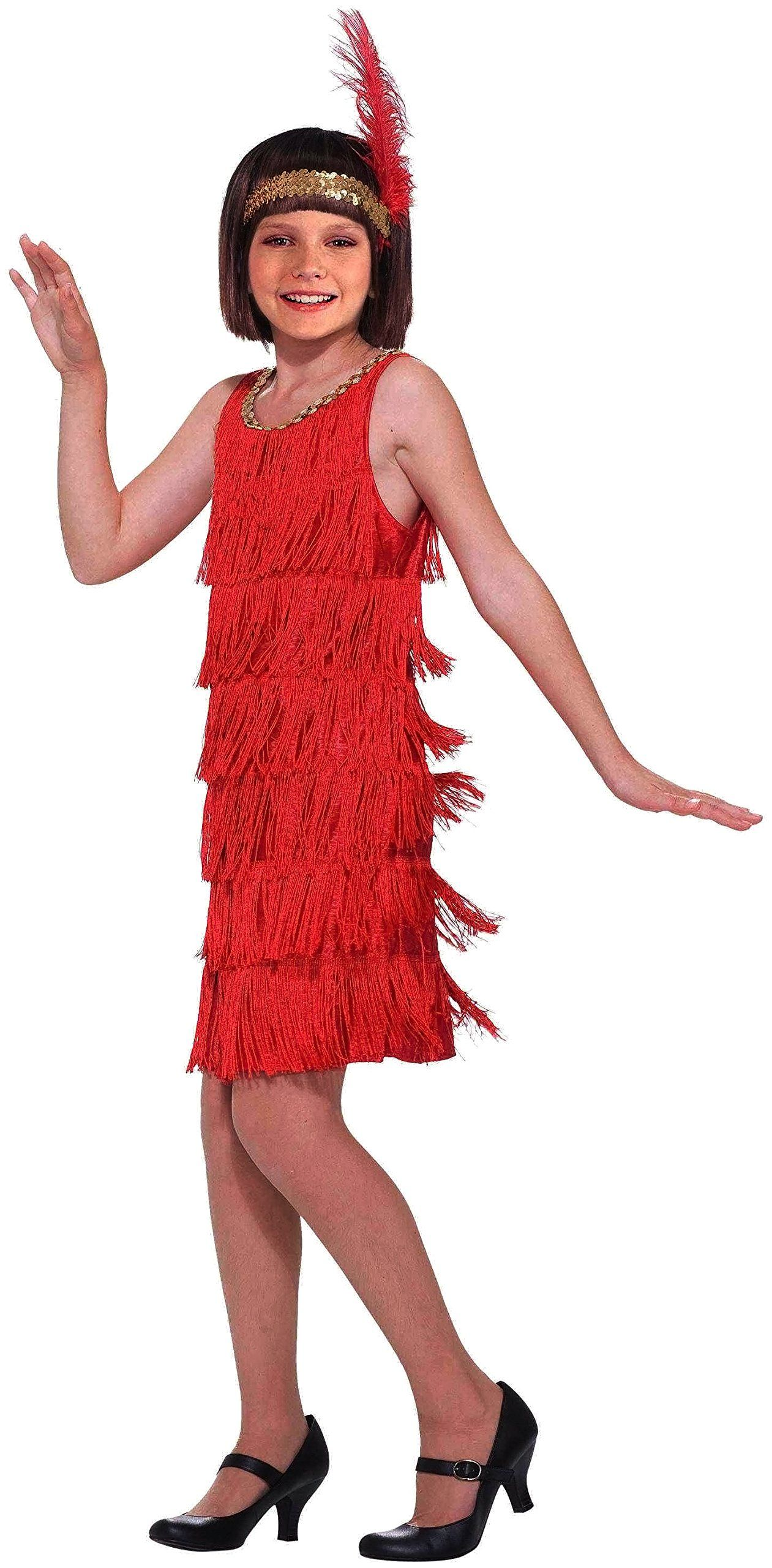 20's Flapper Child Costume