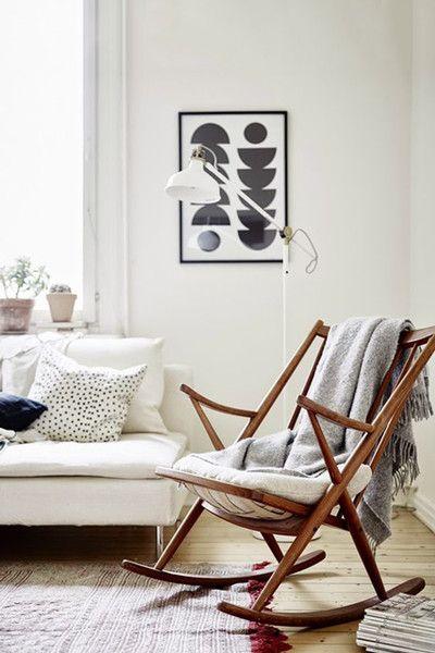 Rocking Decor Stylish Rocking Chairs Home Living Room Home