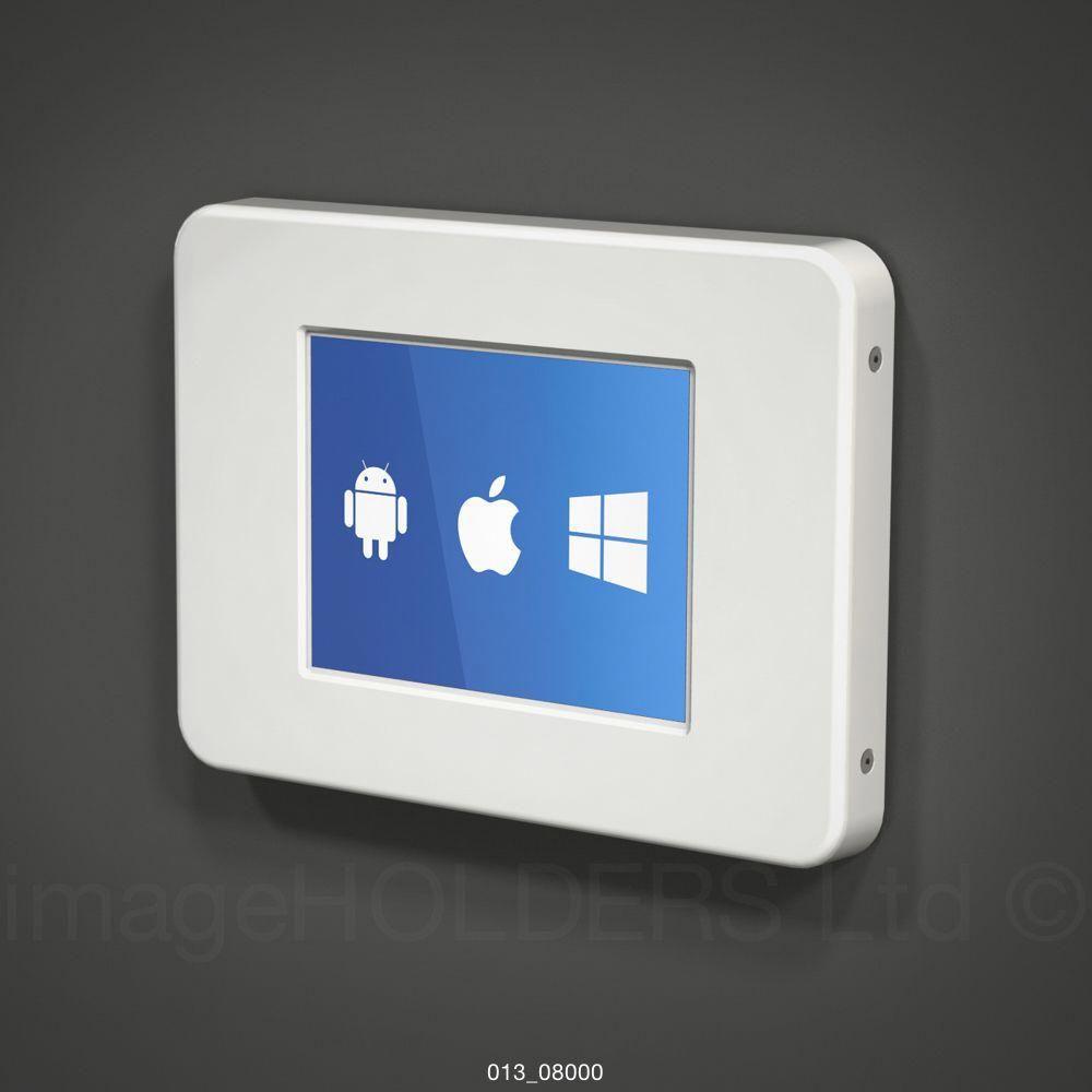 Core 8 Wall Mounted iPad Mini Kiosk & Tablet Enclosure  Securely