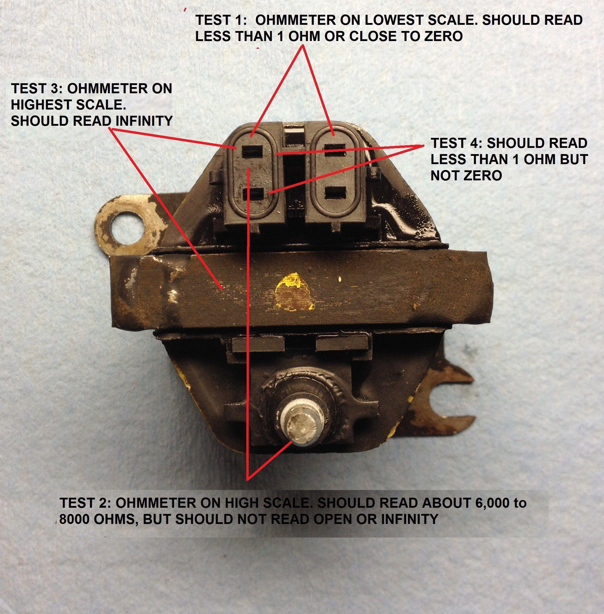 hei remote coil ignition system chevy lumina apv 1991 pinterest rh  pinterest com 4 Pin Hei Module Wiring Hei Conversion Wiring