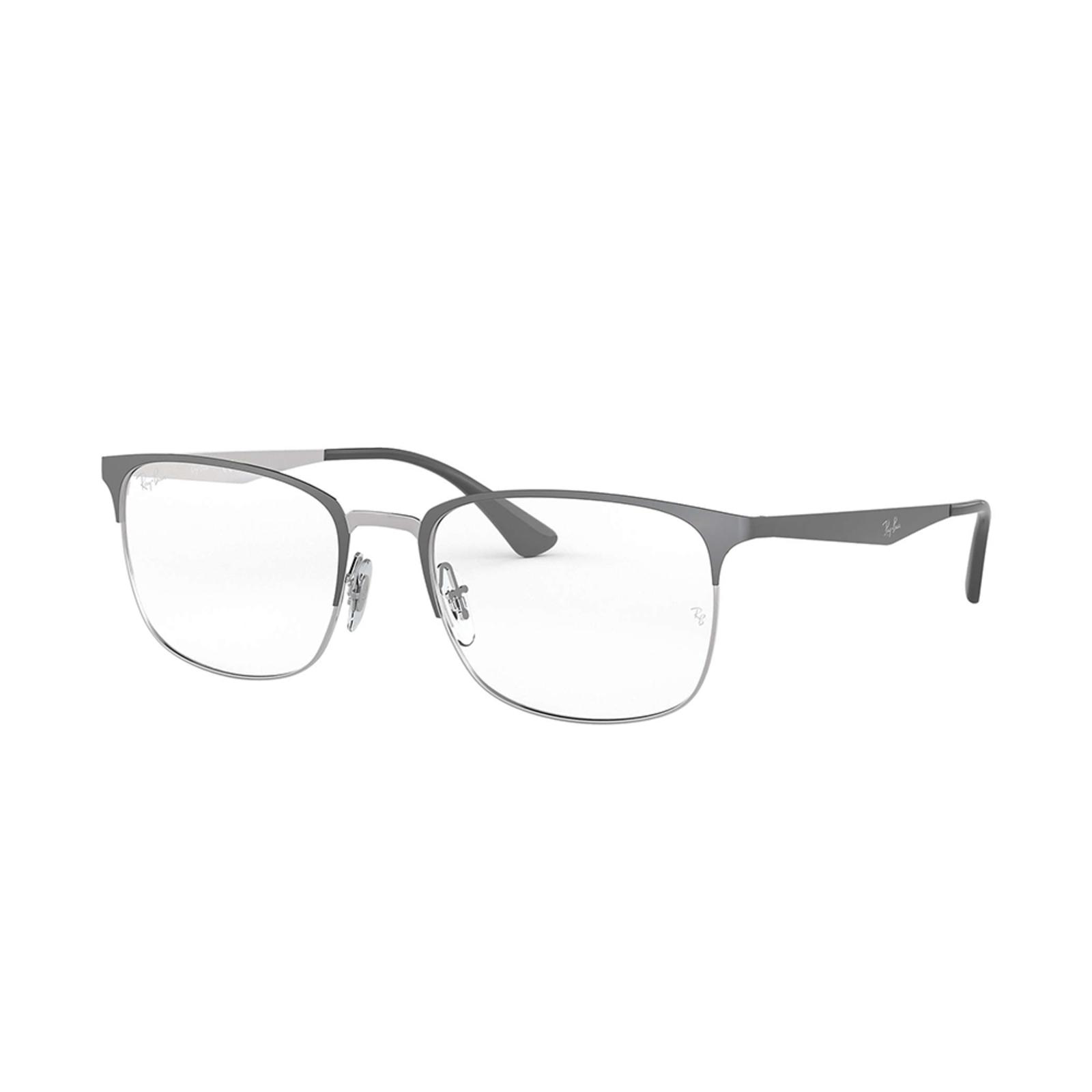 Oculos De Grau Ray Ban Rb6421 Cinza Ray Ban Oculos De Grau E