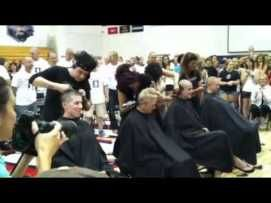 World Record Shave in Brookfield to Raise Funds for Childhood Cancer - Brookfield, WI Patch