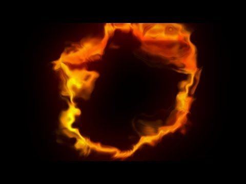 Energy Blast Effect - After Effects Tutorial  