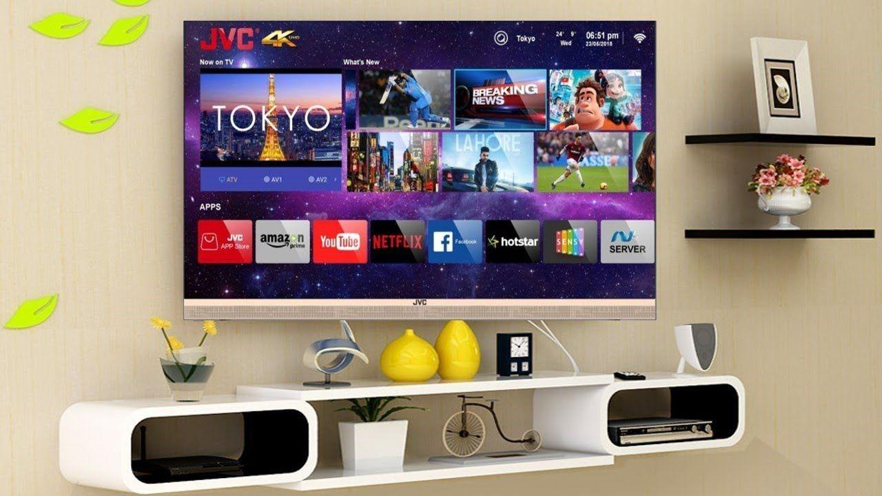 JVC 40 inch Full HD LED Smart TV (LT-40N5105C) | Best TV