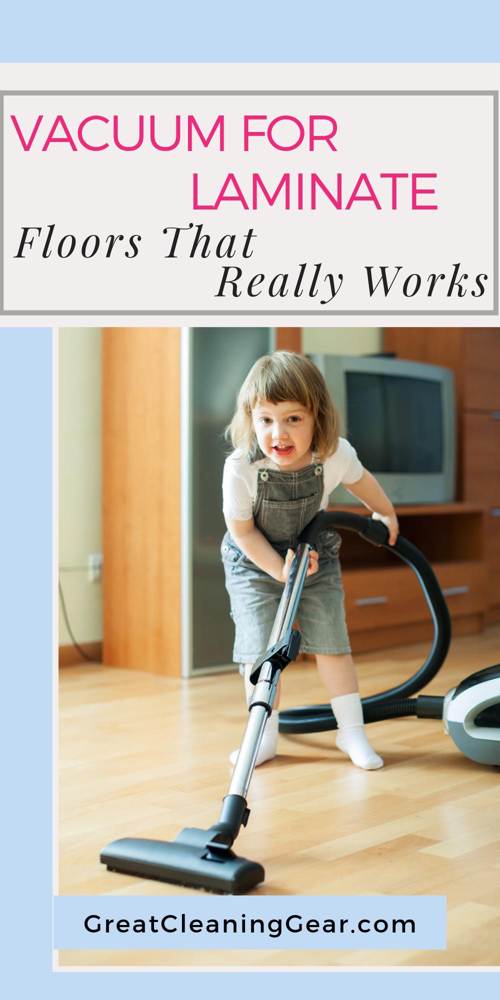 Best Vacuum For Laminate Floors 2020