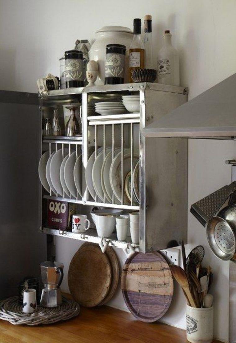 metal kitchen shelf wrought iron pendant lights 10x afwasrekken in de keuken rules kitchenette and
