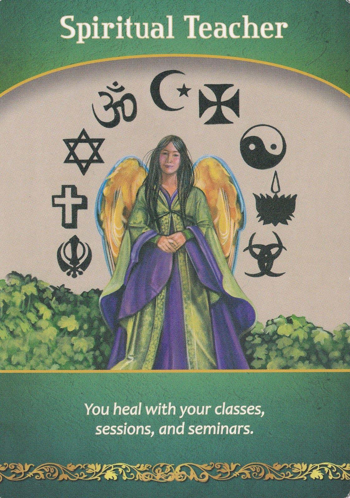Doreen virtue life purpose oracle cards review spiritual