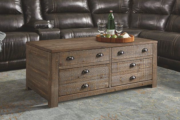 Coffee Tables with Lift Up tops