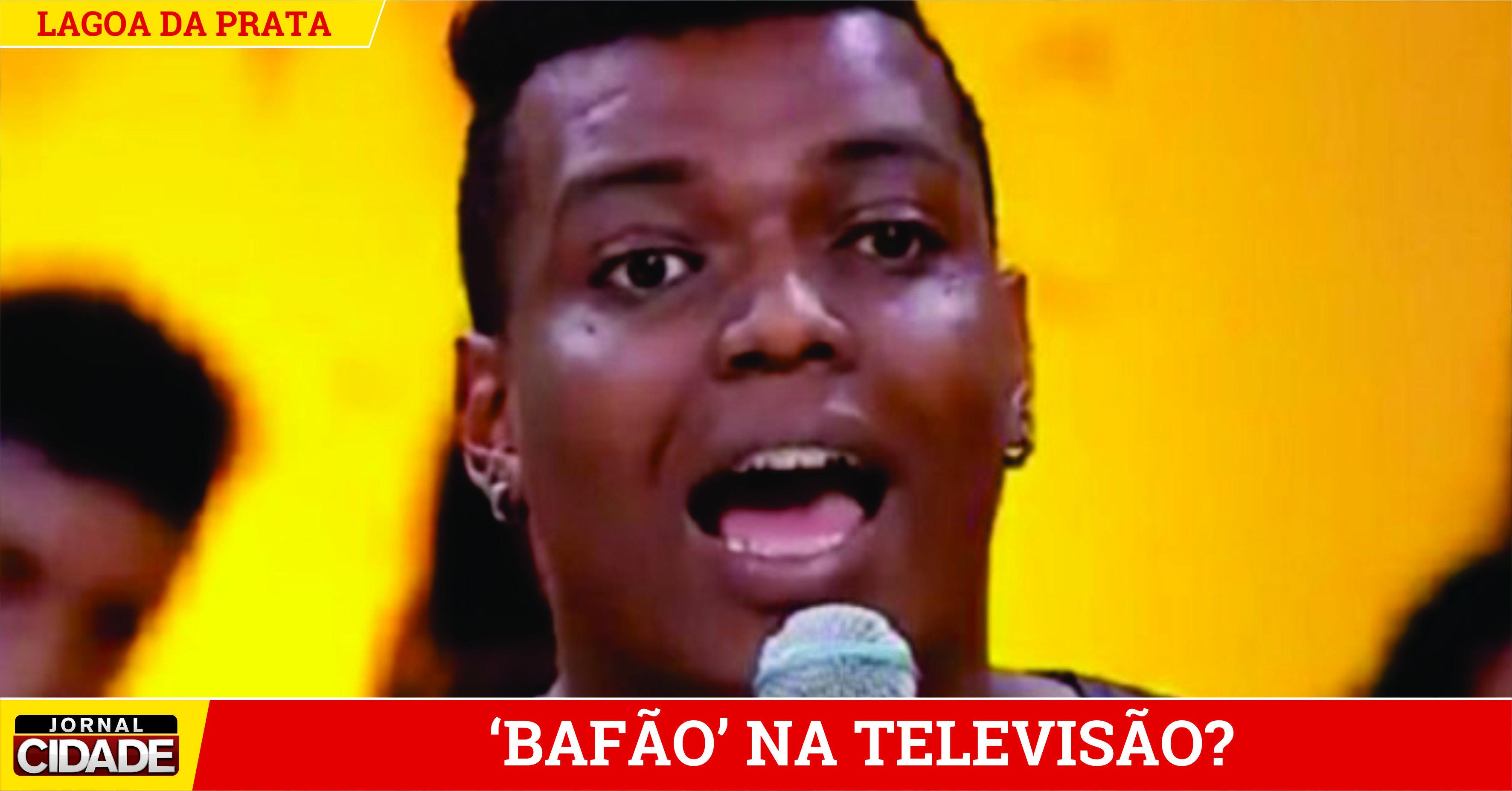 Lagopratense dá bafão em programa de televisão.>http://goo.gl/je4di3