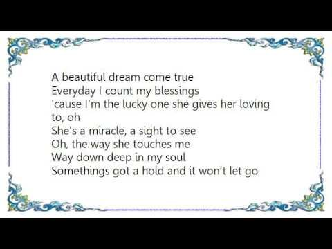 True blue miracle lyrics