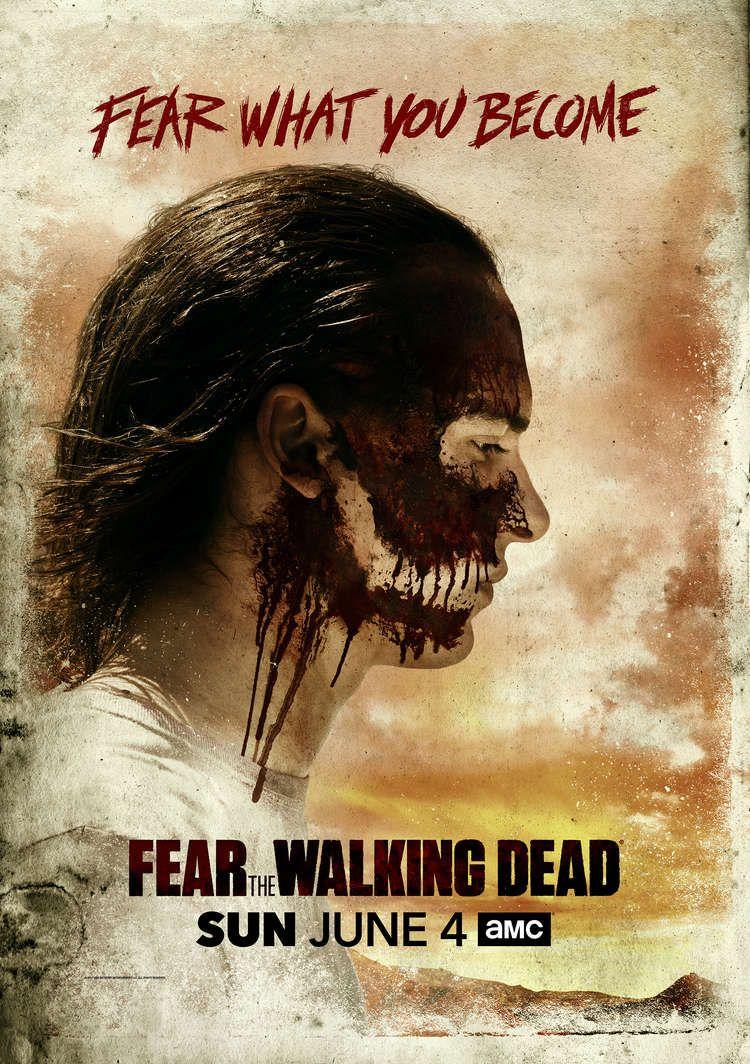 Fear The Walking Dead Saison 1 Streaming : walking, saison, streaming, Debuts, First, Walking, Season, Poster,, Walking,, Series