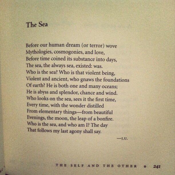 Seafarer Poems 1