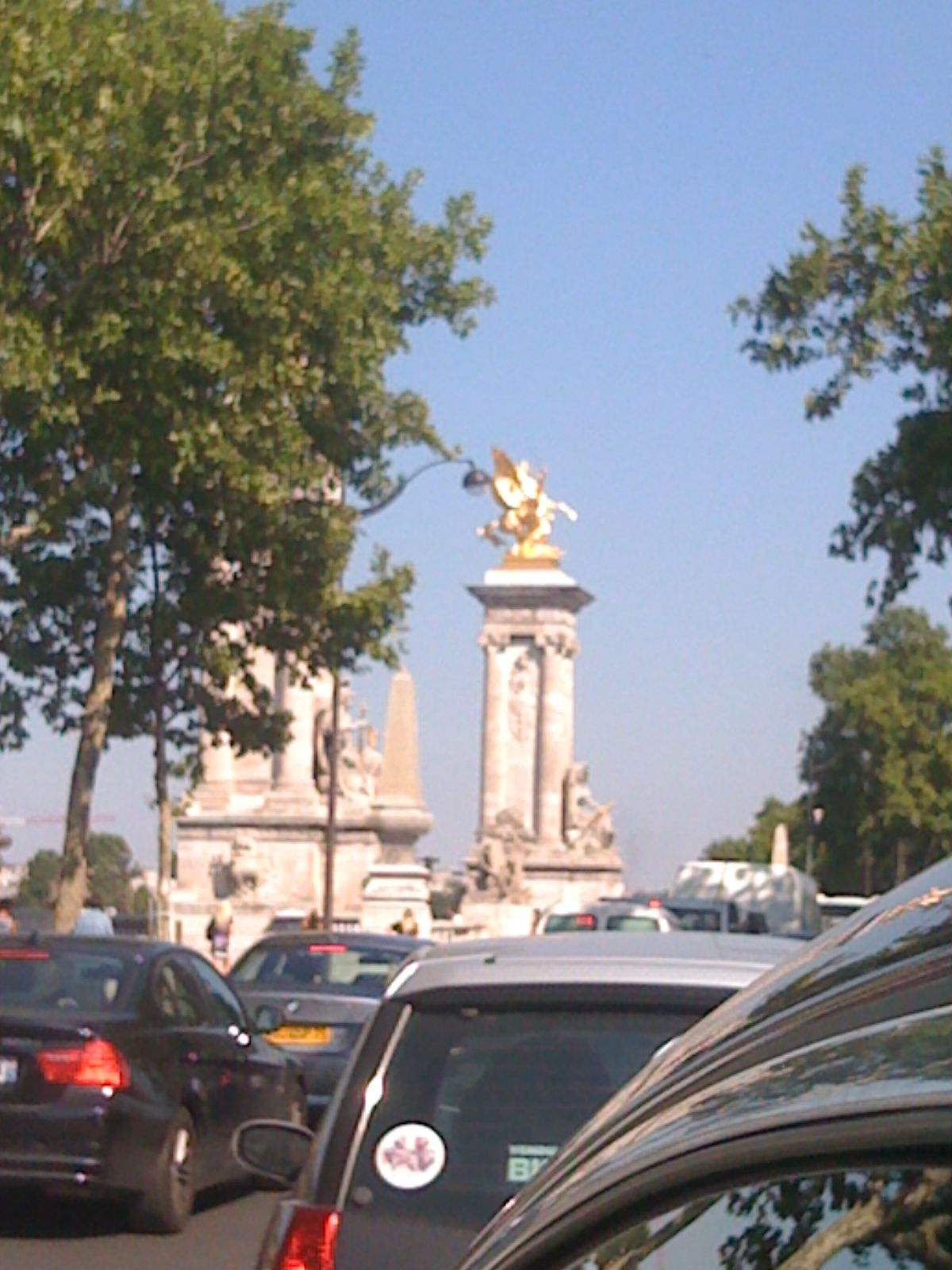 Another view in Paris