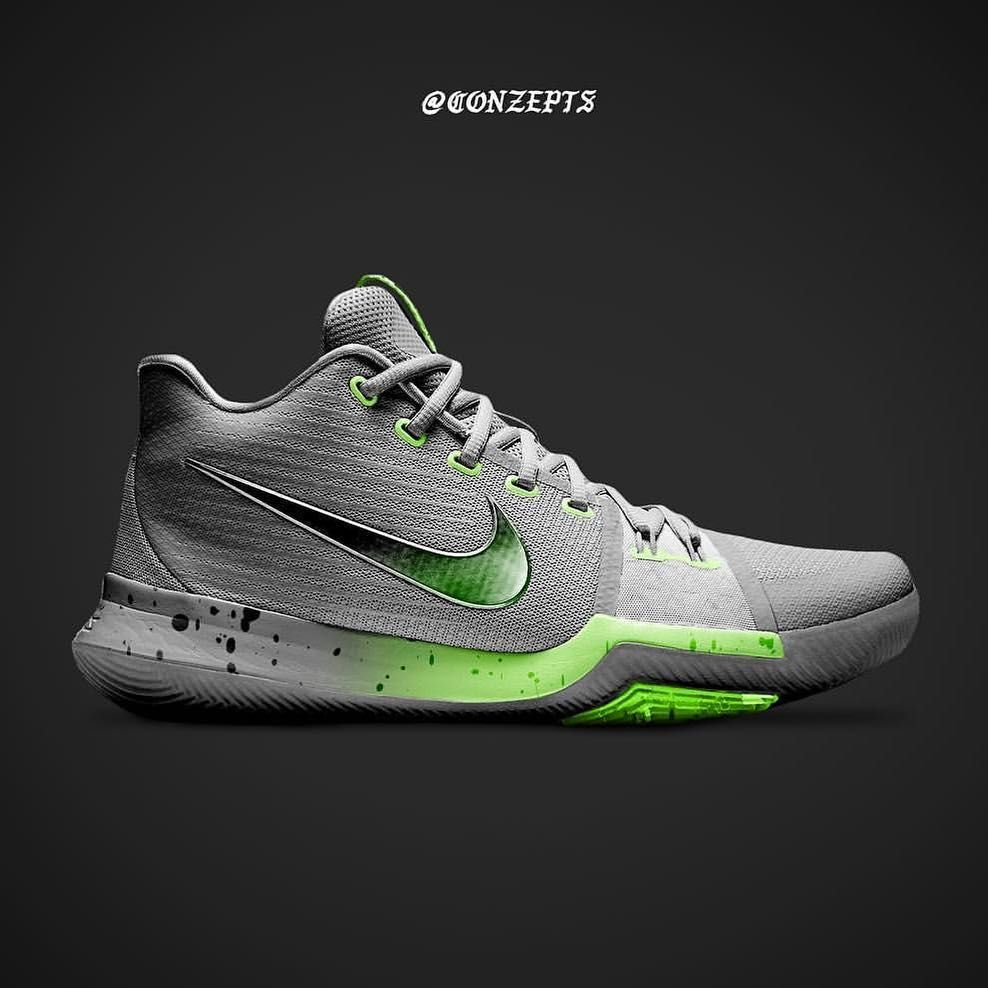 reputable site 45553 138d7 Nike Kyrie 3