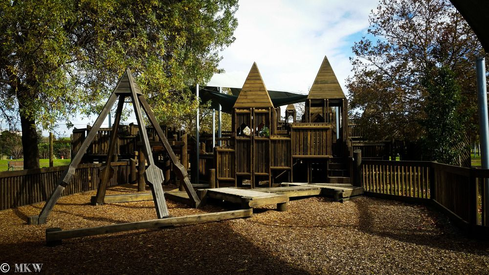 Delbridge Drive Reserve Sydenham