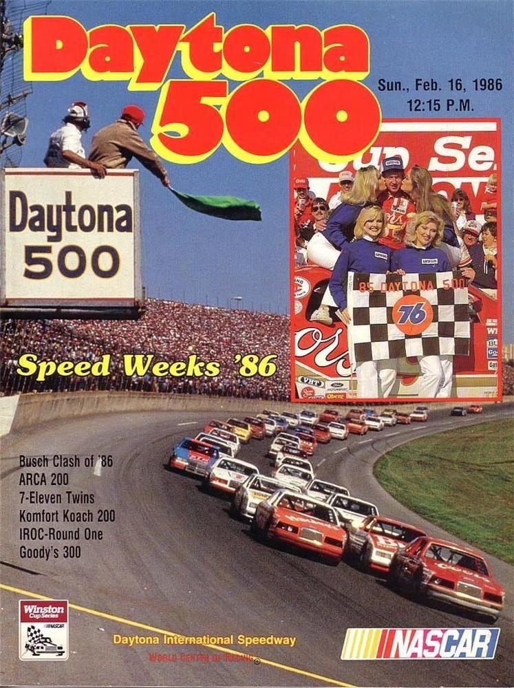 nascar daytona 500 champions