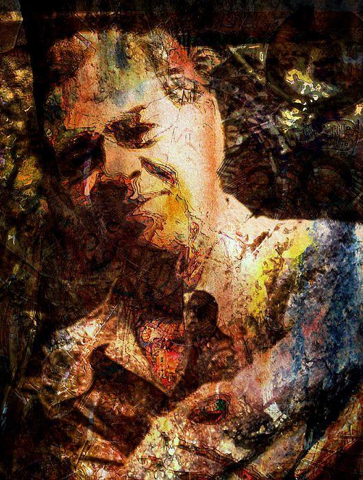Joseph Campbell by Danny Walton