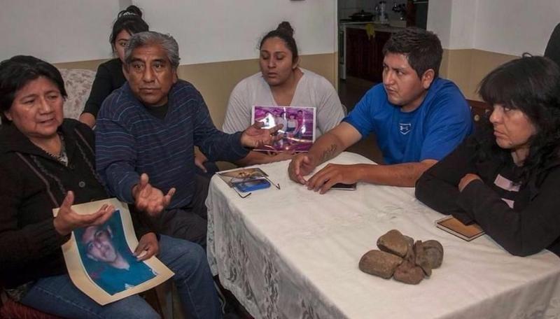 Uso un perfil de mujer en Facebook para detener al homicida de su sobrino: Se trata de un tío de un chico asesinado en Castañares. Su…