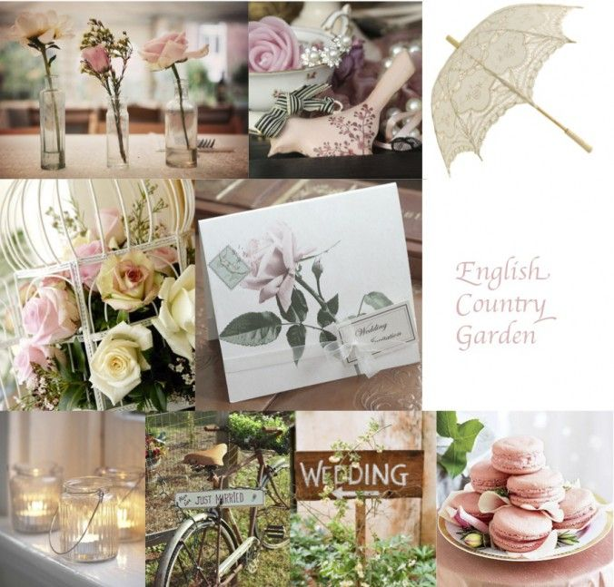 English Country Garden Wedding Inspiration By Lovely Favours