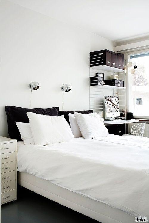Silver Blonde Scandinavian Design Bedroom Bedroom Design Gray Bedroom Walls