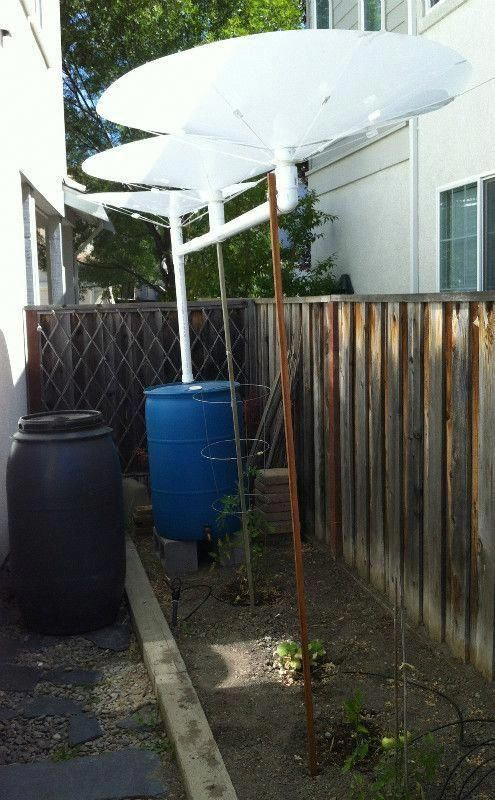 Get fantastic ideas on rainwater harvesting system. They are actually avai #shadecontainergardenideas