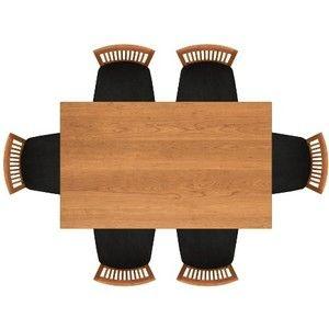 Copeland Furniture Sarah Rectangular Tables Textures