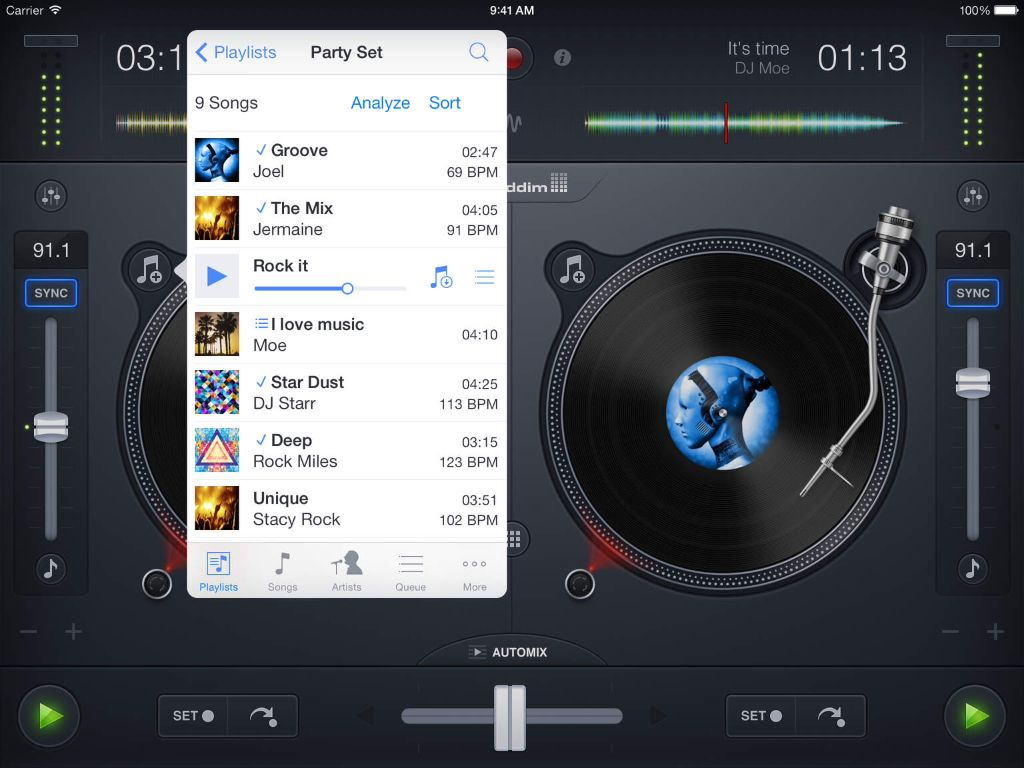 Coolest DJ Apps for phone