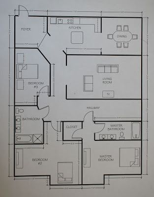 Great STEM Idea: Design Your Dreamhouse! Floor Plans Require Geometry And  Space Planning And