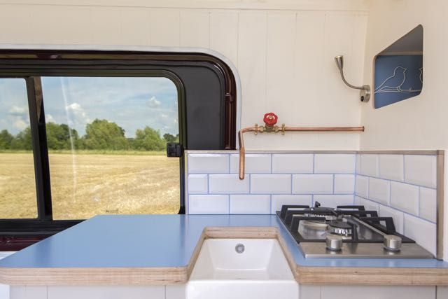 Cool Volkswagen Crafter Mercedes Sprinter Camper Van Interior Layout