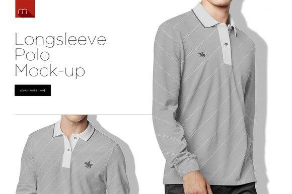 Download 21 Photorealistic Polo Shirt Mockup Psd Templates Download Desain