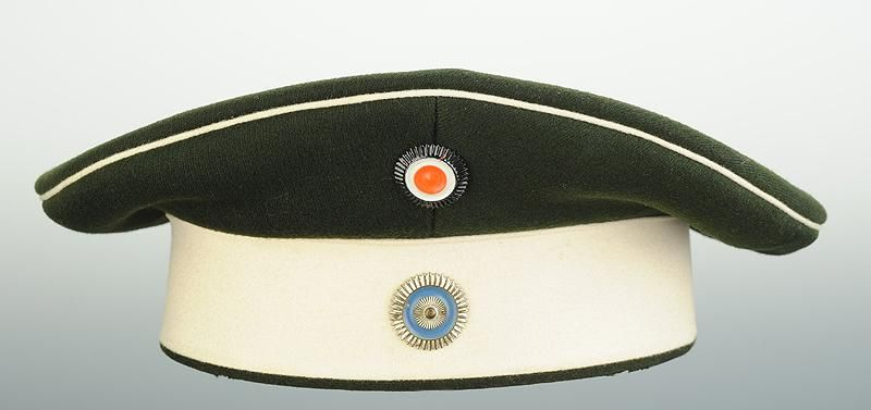German; 7th or 8th Bavarian Chevau-Leger, Mannschaften (Other Ranks)Tellermütze (Service cap)