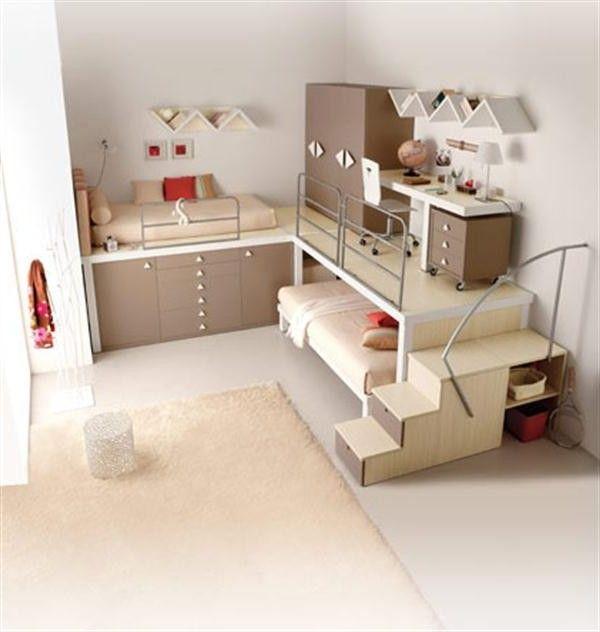 10 Elegant Loft And Bunk Beds Design For Kids And Teenager Cool Bunk
