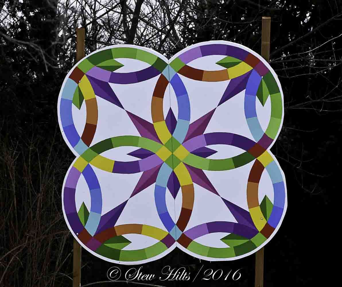 Image Result For Double Wedding Ring Quilt Pattern For Barn