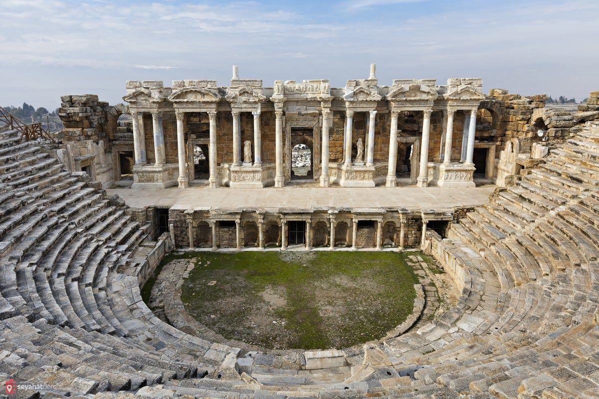 Hierapolis Antik Kenti ile ilgili görsel sonucu