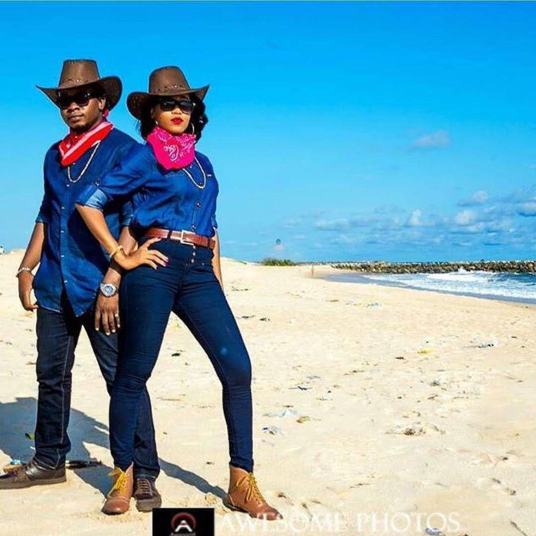 Cowboy Inspired Pre Wedding Shoot Concept Rubiecrown