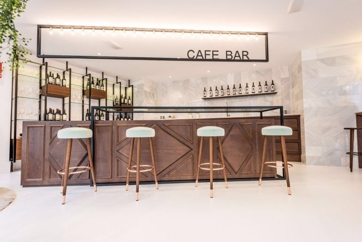 Talasur showroom, Murcia – Spain » Retail Design Blog