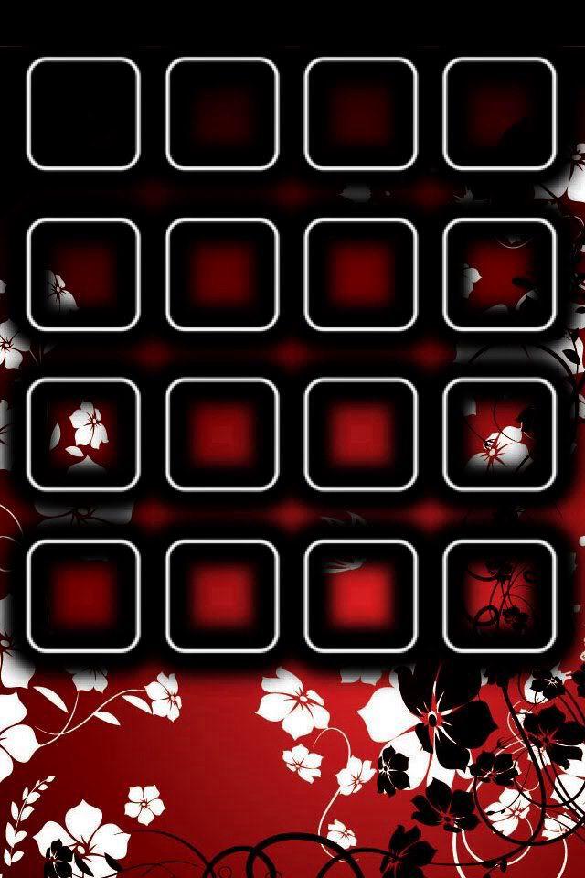 Red Home Screen Wallpaper Screen Wallpaper In 2019 Screen