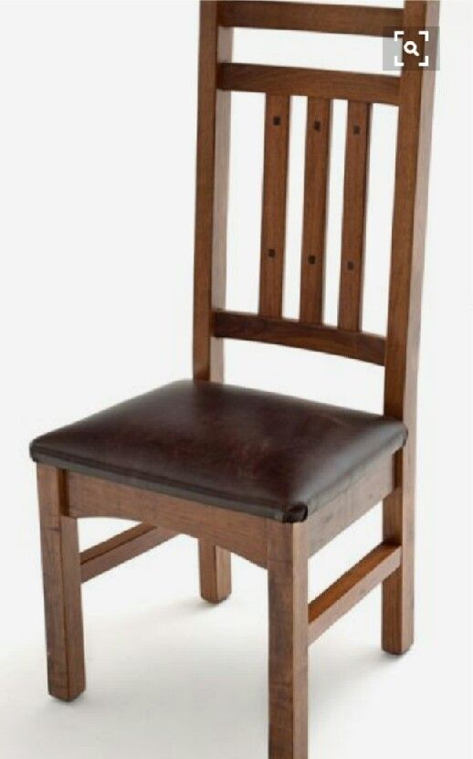 Delicieux Craftsman Chair.