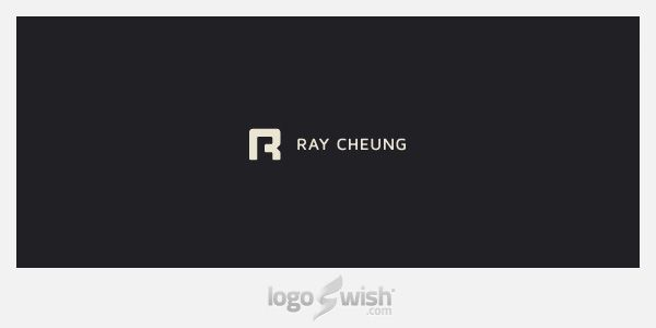 Ray Cheung by Paulius Kairevicius Logo Inspiration Gallery